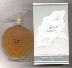 Histoire d'Amour Eau de Toilette Spray 100ml/Parfums Aubusson, Paris