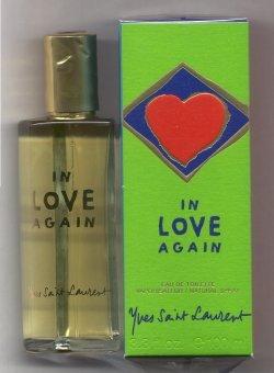 In Love Again Eau de Toilette Spray 100ml/Yves Saint Laurent YSL