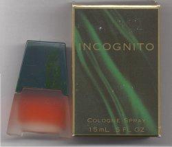 Incognito Cologne Spray/Dana