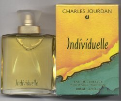 Individuelle Eau de Toilette Spray 100ml/Charles Jourdan
