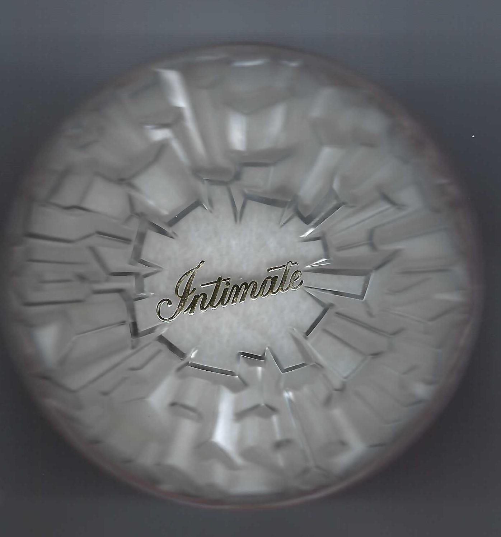 Intimate Original Perfumed DustingPowder/Revlon