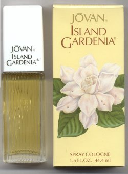 Island Gardenia Cologne Spray 44ml/Jovan