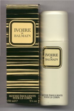 Ivoire Perfumed Body Lotion Spray 150ml/Pierre Balmain