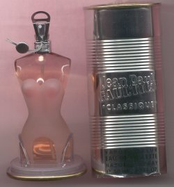 Jean Paul Gaultier Eau de Toilette Spray 50ml/Jean Paul Gaultier