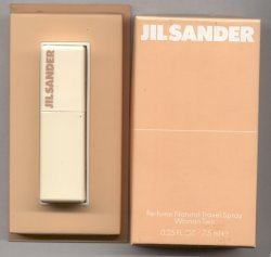 Jil Sander Woman Two Perfume Purse Spray/Jil Sander Cosmetics Wiesbaden