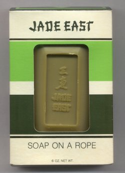 Jade East Soap On A Rope