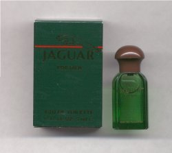 Jaguar for Men Eau de Toilette Miniature 5ml/Jaguar