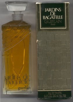 Jardins de Bagatelle Eau de Toilette Splash 250ml/Guerlain, Paris