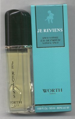 JeReviens Eau de Parfum Spray 50ml/Charles Frederick Worth, Paris