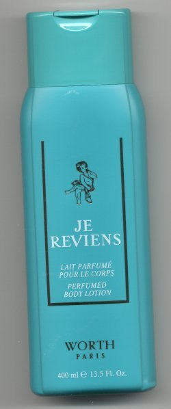 JeReviens Perfumed Body Lotion 400ml/Charles Frederick Worth, Paris
