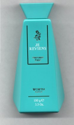JeReviens Perfumed Bath Powder/Worth