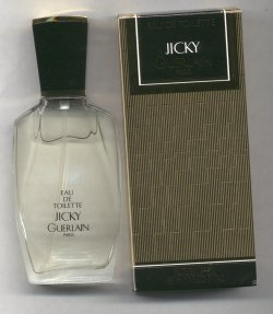 Jicky Eau de Toilette Spray 50ml Tester/Guerlain, Paris