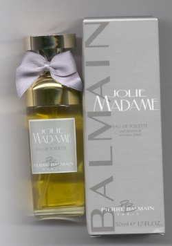 Jolie Madame Eau de Toilette Spray 50ml/Pierre Balmain