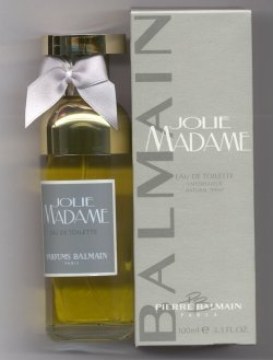 Jolie Madame Eau de Toilette Spray 100ml/Pierre Balmain