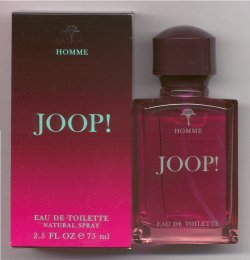 Joop Homme for Men Eau de Toilette Spay 75ml/Parfums Joop