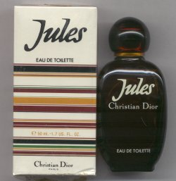 Jules for Men Eau de Toilette Splash 50ml Original Formula/Christian Dior