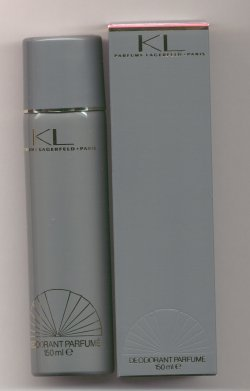 KL Women Deodorant Spray/Karl Lagerfeld