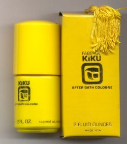 KiKu After Bath Cologne/Faberge