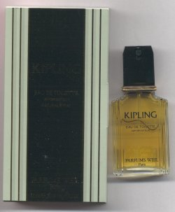 Kipling for Men Eau de Toilette Spray/Weil, Paris