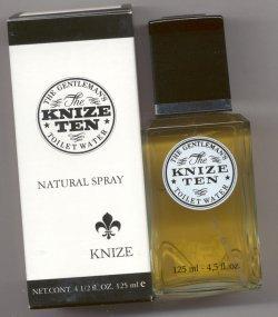 Knize Ten for Gentleman Eau de Toilette Spray 125ml/Knize Ten