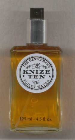 Knize Ten for Gentleman Eau de Toilette Spray 125ml Tester/Knize Ten