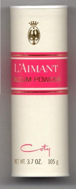 L'Aimant Talcum Powder/Coty
