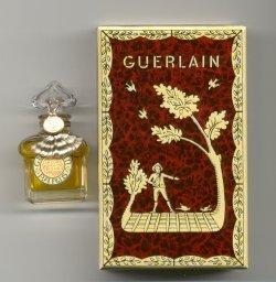 L'Heure Bleue Deluxe Perfume 7.5ml/Guerlain, Paris
