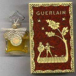 L'Heure Bleue Deluxe Perfume 30ml/Guerlain, Paris