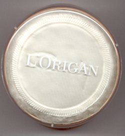 L'Origan Perfumed Dusting Powder/Coty