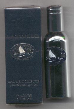 Latitude Eau de Toilette Spray 75ml/Oliver de Kersauson