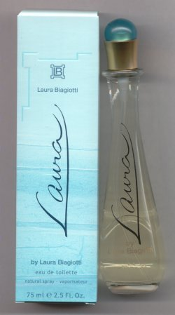 Laura Eau de Toilette Spray 75ml/Laura Biagiotti