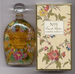 Laura Ashley No. 1 Eau de Parfum Splash 100ml Original Formula/Laura Ashley