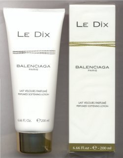 Le Dix Perfumed Body Lotion 200ml/Balenciaga, Paris