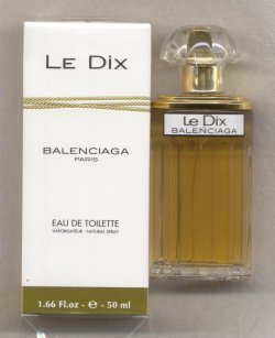 Le Dix Eau de Toilette Spray 50ml/Balenciaga