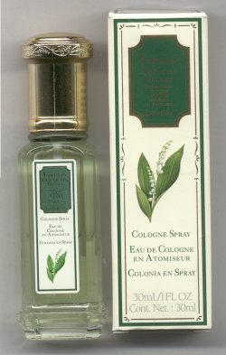 Yardley Lily of the Valley Cologne Spray 30ml/Yardley of London