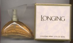 Longing Cologne Spray 50ml/Coty