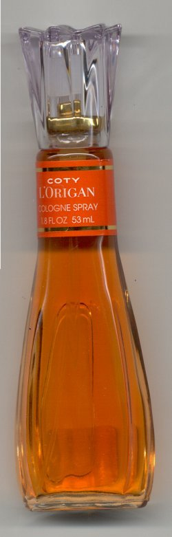 L'Origan Cologne Spray 53ml/Coty