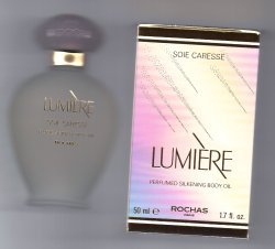 Lumiere Perfumed Body Oil 50ml/Rochas
