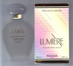 Lumiere Perfumed Body Splash 200ml Fraicheur Caresse/Rochas