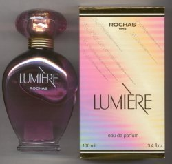 Lumiere Eau de Parfum Spray 100ml Tester Original Unboxed/Rochas, Paris