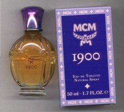 MCM 1900 Eau de Toilette Spray 50ml/MCM Parfums, Germany