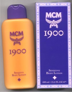 MCM 1900 Sensitive Body Lotion 400ml/MCM Parfums, Gemany