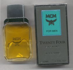 MCM for Men 24 Evening After Shave/MCM