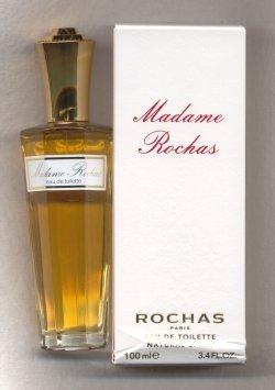 Madame Rochas Eau de Toilette Spray 100ml/Rochas