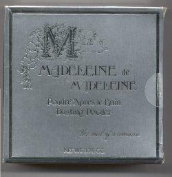 Madeleine de Madeleine Perfumed Dusting Powder/Madeleine Mono