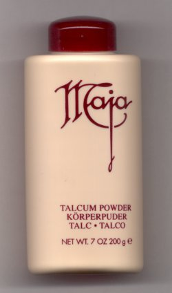 Maja Talcum Powder/Myrurgia, Spain