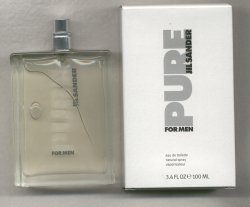 Jil Sander Pure Men Eau de Toilette Spray 100ml/Jil Sander