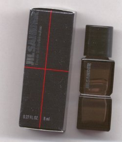 Man Pure Eau de Toilette 8ml Miniature Original/Jil Sander