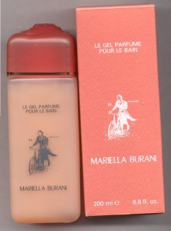 Mariella Burani Bath and Shower Gel 200ml/Burani Parfum, Italy