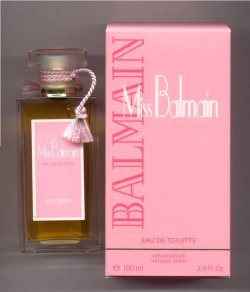 Miss Balmain Eau de Toilette Spray 100ml/Balmain